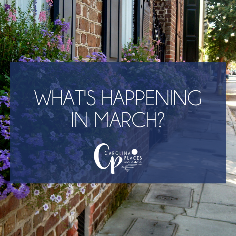 March 2019 | Upcoming Events