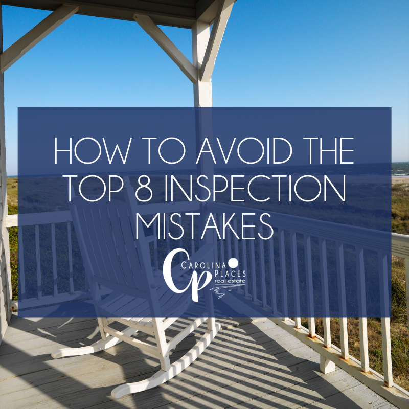 Home Inspection Mistakes | Buyer Services