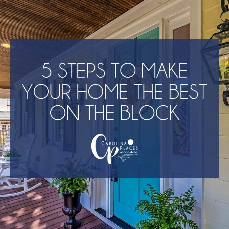 5 Steps to Put Your Best House Forward | Seller Services