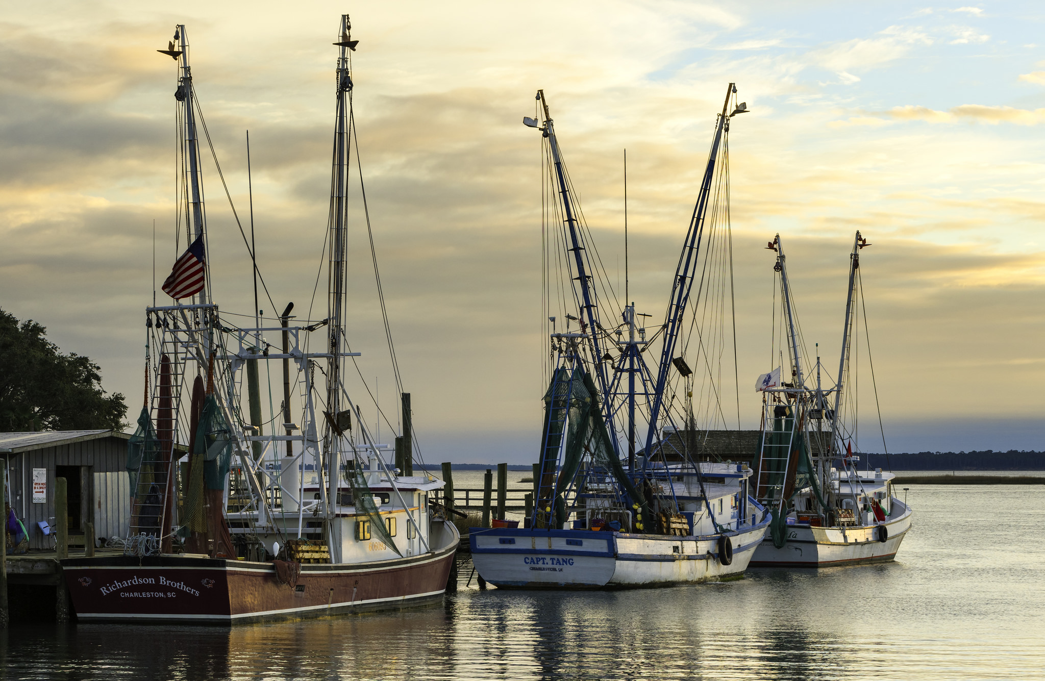 Shem Creek | Mount Pleasant, SC