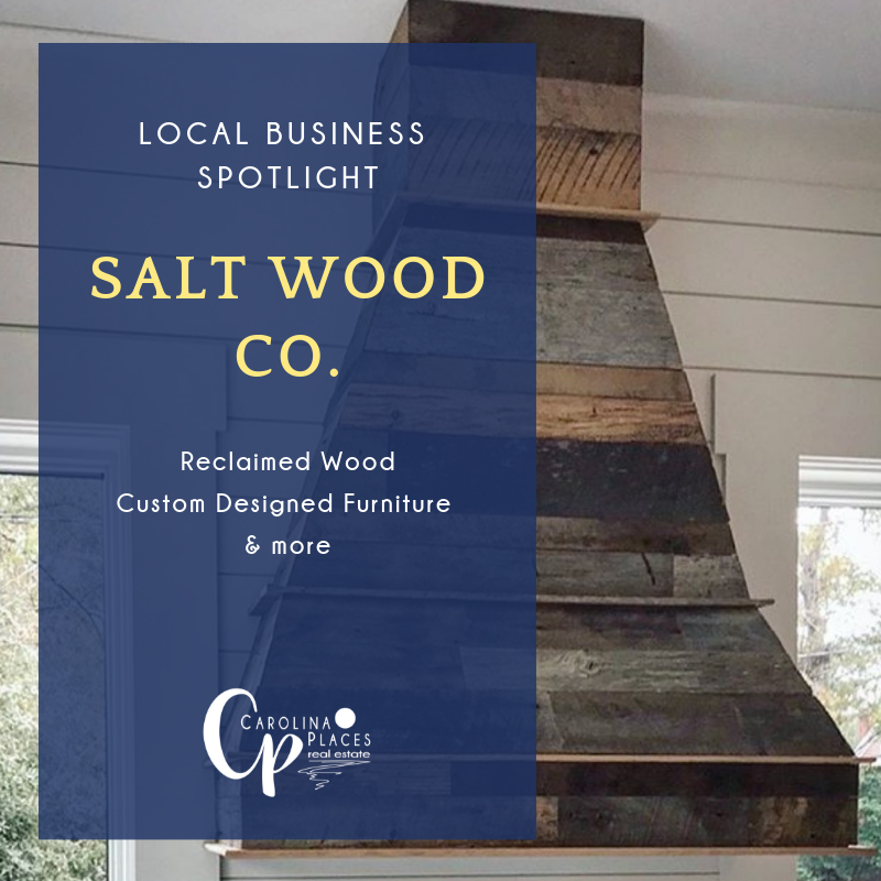 Salt Wood Company | Local Furniture Crafters